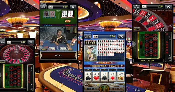 Games at Casino33